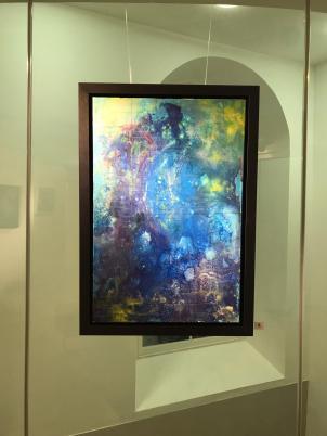 Timaeus - Mixed Media on Canvas
