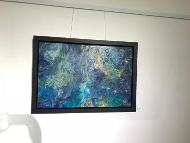 Eriu - Mixed Media on Canvas