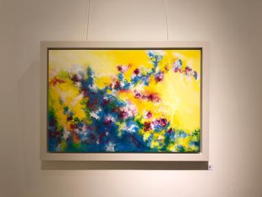 Aestas - Acrylic on Canvas