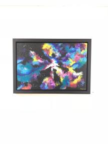 Domus III - Acrylic on Canvas