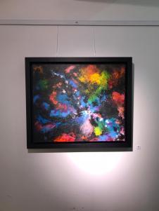 Aurorea - Acrylic on Canvas